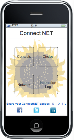 ConnectNET Home